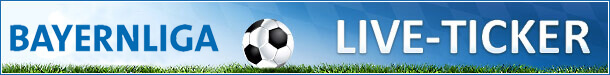 Banner Liveticker Bayernliga 610x75